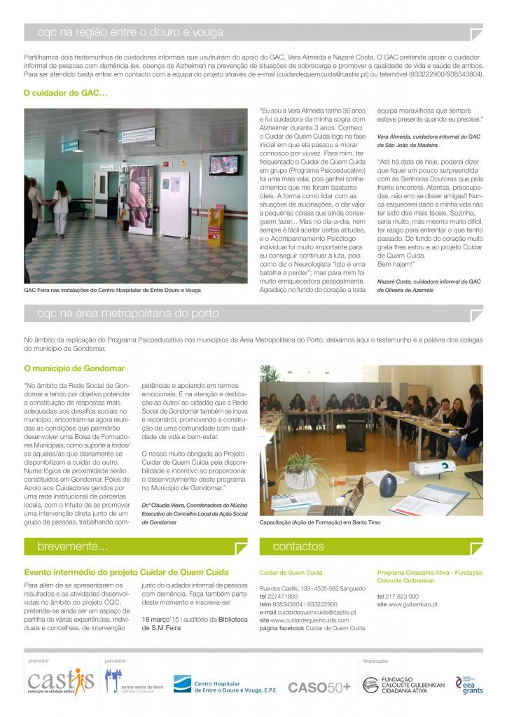 newsletter cqc nº2 verso